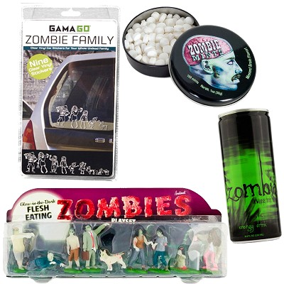 The Zombie Collection