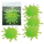 Toxic Spills Drink Coasters