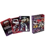 Transformers Cast Playing Cards