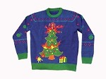 Ugly Christmas Sweater: Oh Christmas Tree