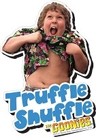 The Goonies- Truffle Shuffle Magnet