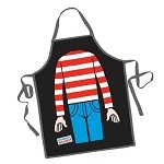 Where's Waldo Character Apron