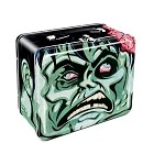 Zombie Head Lunch Box