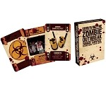 Zombie - Outbreak Playing Cards